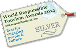 Footsteps Responsible Tourism Award