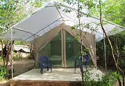 Bird Safari Camp - Riverside tents