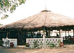Tendaba Camp restaurant